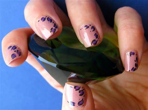 tutorial nail art con mikeligna unghie leopardate con mikeligna tuttonews
