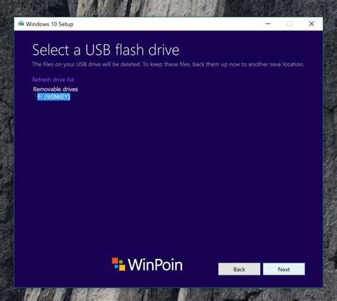 cara membuat usb bootable ghost cara membuat flashdisk bootable windows 10 creators update