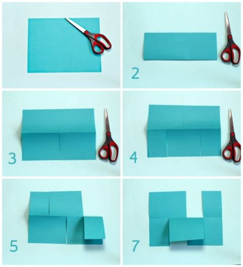 Paper Folding Puzzle - the amazing stupendous impossible paper puzzle