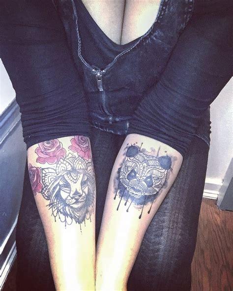 ashley tattoo panda 362 best panda tattoos images on pinterest panda tattoos