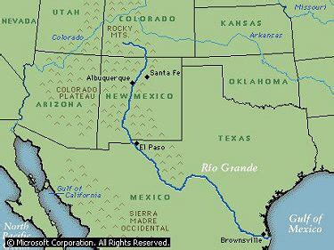 map of texas oklahoma border about the southwest