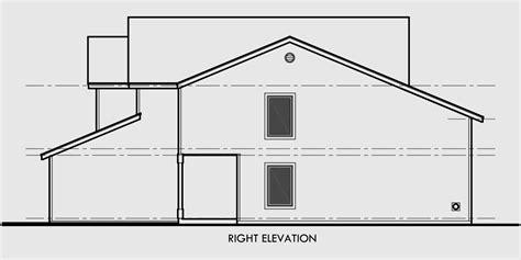 Duplex House Plans With Garage by Duplex House Plans Duplex House Plans With Garage D 433