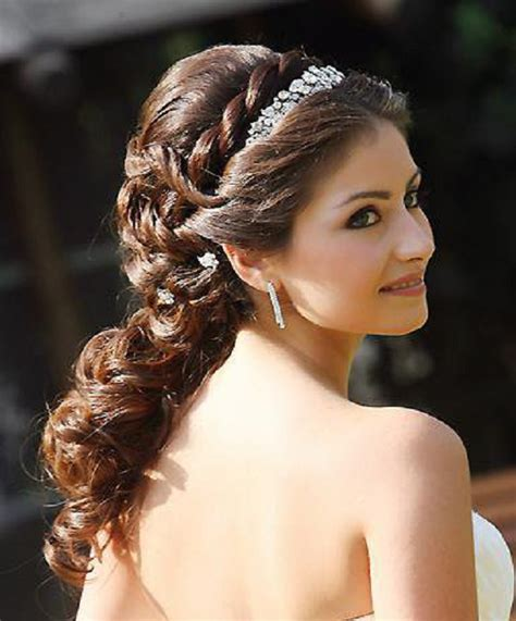 Wedding Hairstyles With Braids by Wedding Hairstyles With Braids 2013 Fashion Trends