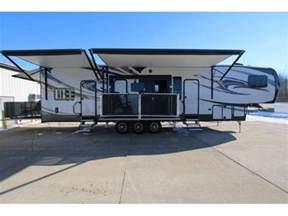 Truck Accessories Michigan Center Mi 2016 Forest River Xlr Thunderbolt 420 Haulers Rv