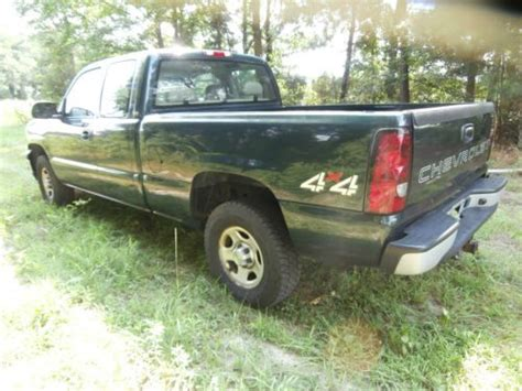 books on how cars work 2004 chevrolet silverado 2500 electronic valve timing buy used 2004 chevrolet silverado ext cab work pickup 4 door 5 3l 4wd 4x4 nice no reserve in