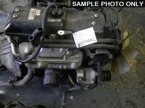 Toyota 5l Diesel Engine Toyota Hilux 4wd 5le 5l E Electronic Injection 3 0 Engine