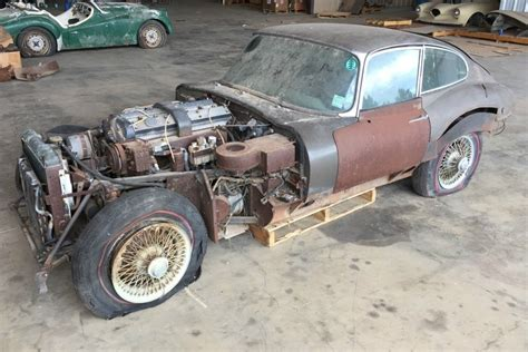 Ambitious Projects by Ambitious Project 1971 Jaguar E Type
