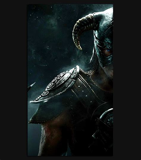 skyrim hd wallpaper for your android phone spliffmobile - Skyrim Android