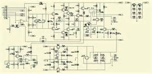 pa subwoofer crossover circuit pa wiring diagram free