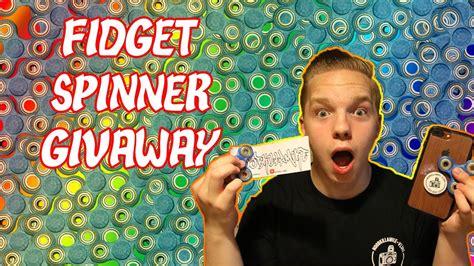 Fidget Spinner Giveaway 2017 - fidget spinner giveaway 2017 youtube