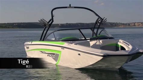 tige boats quality 2015 tige r20 youtube