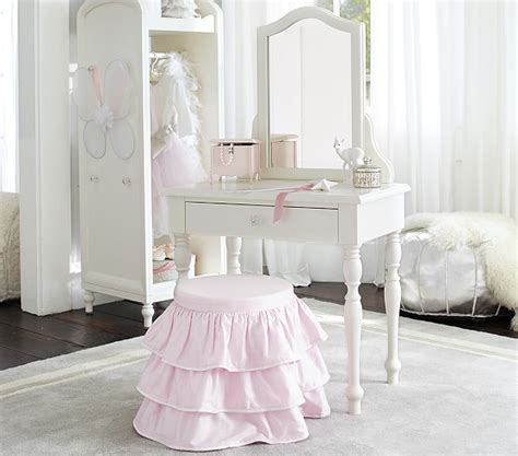 Dress Up Vanity by Play Vanity And Dress Up Tower Pottery Barn