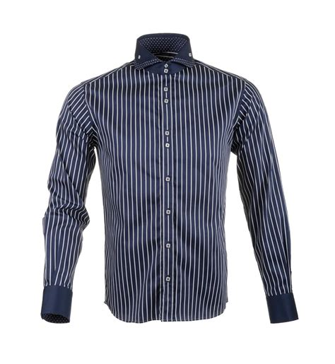 Stripe Sleeve Shirt guide navy sleeve stripe shirt ls72470