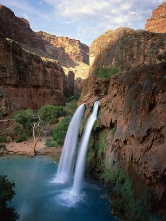 havasu falls photographic print  james randklev