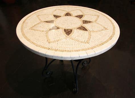 tavoli mosaico tavolo mosaico marmo arts design
