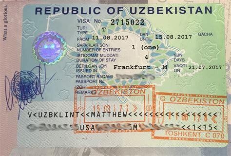 Invitation Letter For Uzbekistan Visa invitation letter uzbekistan images invitation sle