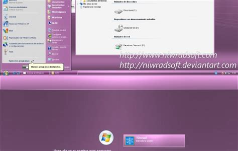 pink pack live for win xp themes for pc live remix 3 0 pink xp theme desktop themes
