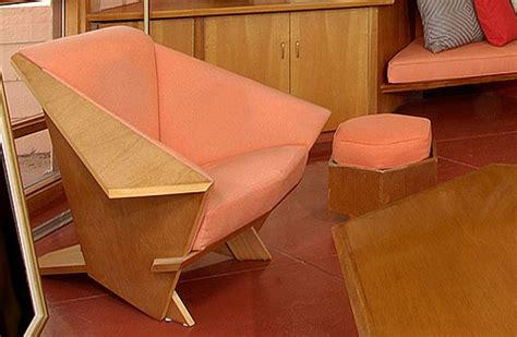 Origami Chair Frank Lloyd Wright - frank lloyd wright