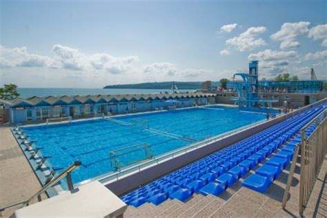 olympic size swimming pool and spa swimming complex varn flickr photo sharing