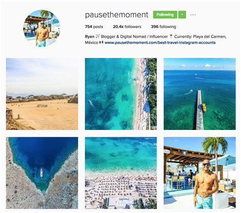best travel 10 best travel instagram accounts to follow around the