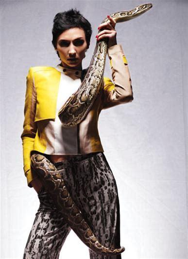 Tenpat Sah Kulit Aneka Motif karisma motif snake skin