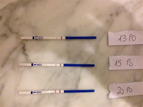 sintomi gravidanza ma test negativo test canadesi forum sintomi e test di gravidanza