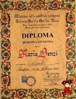 papiri di laurea esempio testo papiro di laurea scherzoso