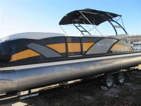 pontoon boats high performance aqua patio ap 250 xp high performance pontoon boats
