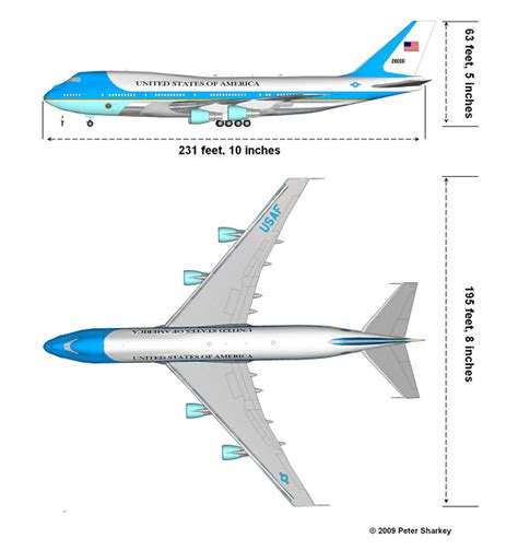 airforce one layout air force one