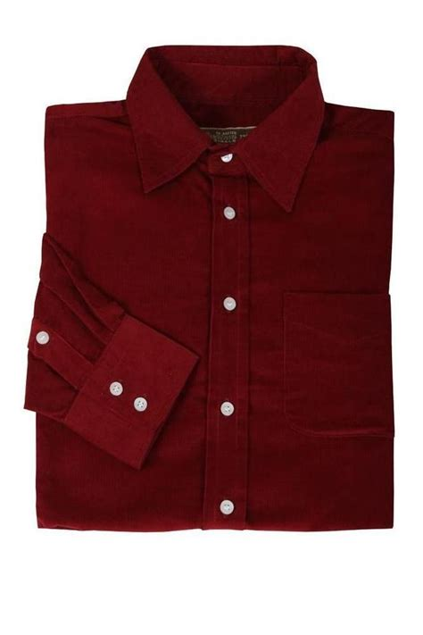 Corduroy Shirt ed baxter corduroy shirt style 4237 size s to 6xl