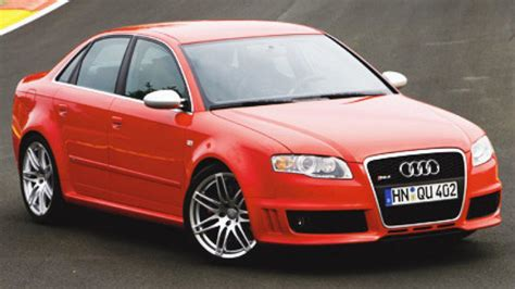 audi rs car valuation