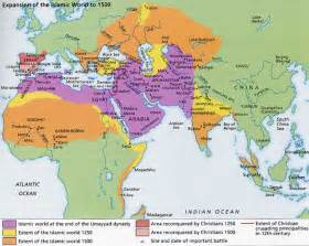 Islamic World Map by Historical Maps Of The Islamic World