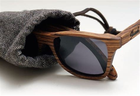 Shwood Handcrafted Wooden Eyewear - canby zebrawood sunglasses by shwood 187 review