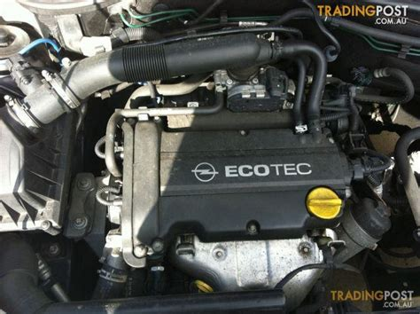holden zafira engine holden barina or combo 1 4lt engine z14xep for sale in