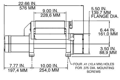 ramsey winch wiring diagram okoffroad winch ramsey patriot