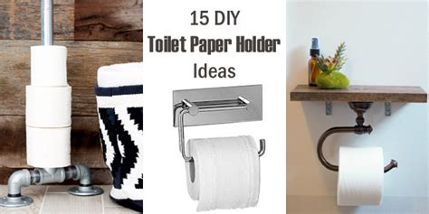 100 ideas to try about toilet paper holder shelves 15 diy toilet paper holder ideas