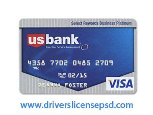 Credit Card Format Photoshop 33 best driver license templates photoshop file images on