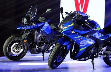 Suzuki India Suzuki V Strom 250 Details Will It Launch In India