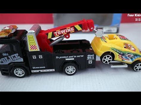 clip hay mobil derek mainan mobil truk derek