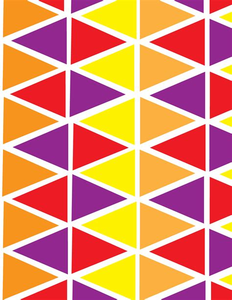pattern warm color patricia s graphic art color harmonies patterns