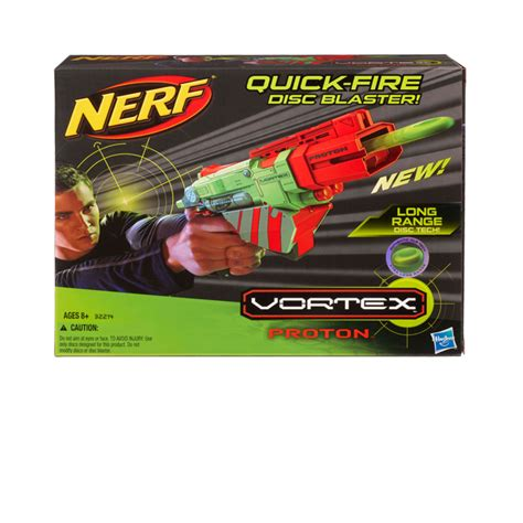 Nerf Vortex Proton Blaster by Nerf Blaster Vortex Proton Speelgoed Goedkoop