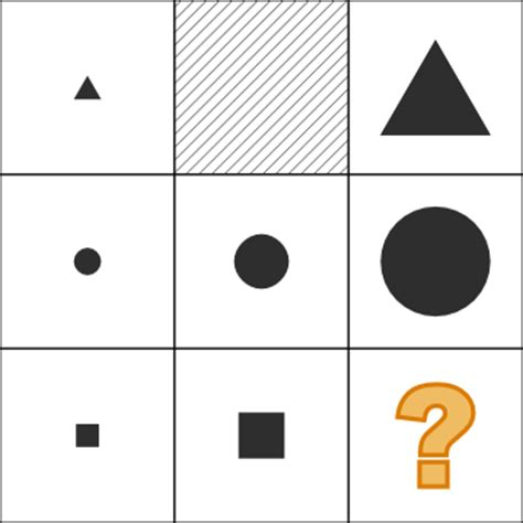 abstract reasoning pattern recognition pictures on sle logic exam easy worksheet ideas
