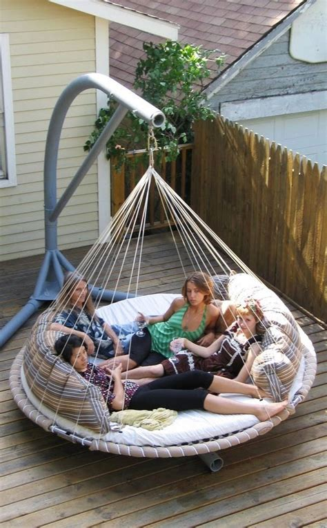 garden hammock swing bed 25 best ideas about garden hammock on pinterest wooden