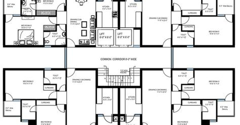 apartments anthill residence apartment plans together building flat plans google search housing pinterest
