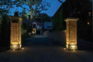 driveway brick lights google search driveway
