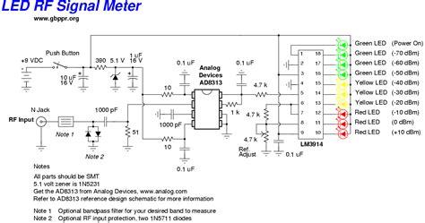 Power Meter Power Analyzer Energy Meter Voltmeter Alat Pengukur Daya homebrew rf test equipment and software