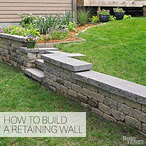 garden retaining wall ideas walls catpillow co