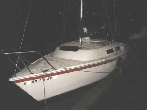 Kickers Sloop 1 balboa 22 sailboat for sale