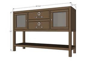 console table plans console table woodworking plans woodshop plans