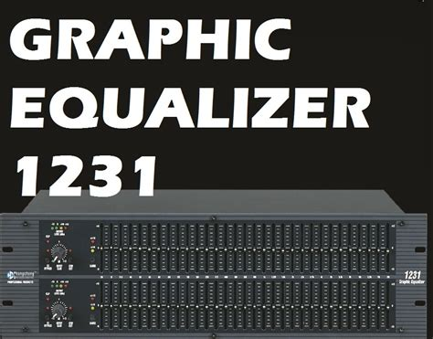 Equalizer Dbx 1231 Profesional Graphic Eq china graphic equalizer 1231 photos pictures made in